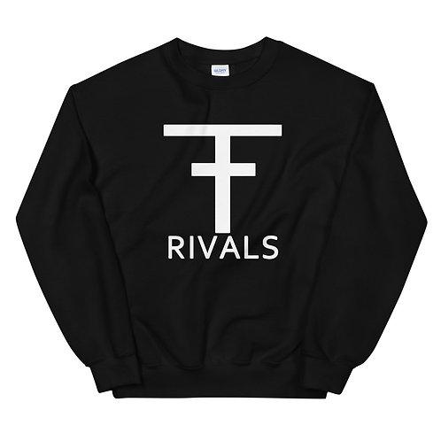 Fit For Rivals Black Unisex Sweatshirt