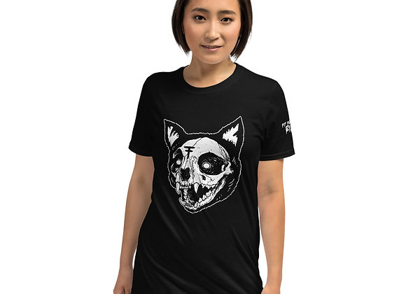 Fit For Rivals Cat Skull Unisex T-Shirt