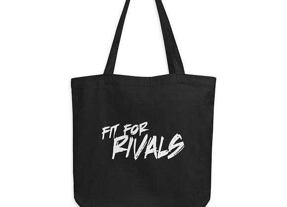 Fit For Rivals Graffiti Logo Eco Tote Bag