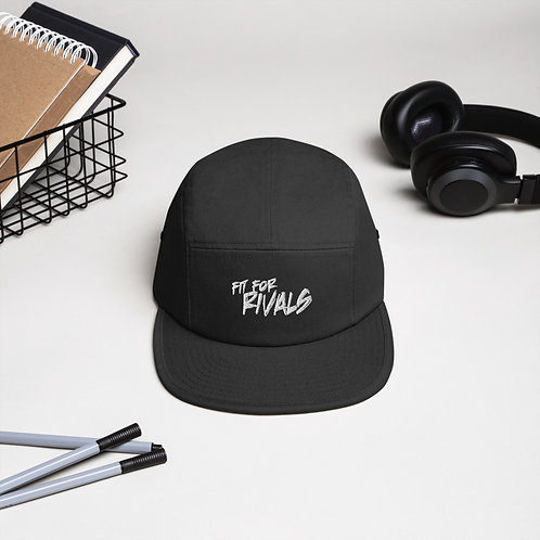 Fit For Rivals Embroidered Five Panel Cap