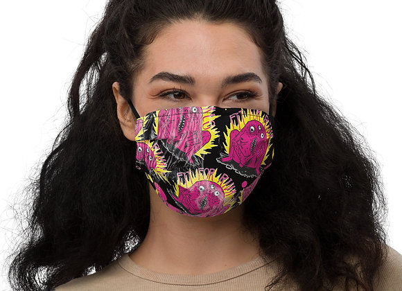 Fit For Rivals Monster Premium face mask