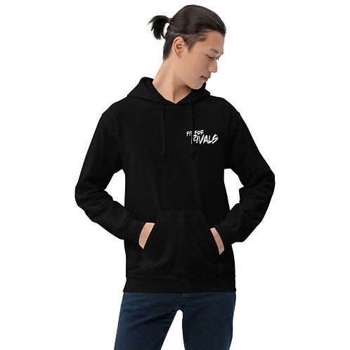 Fit For Rivals Eagle Back Unisex Hoodie
