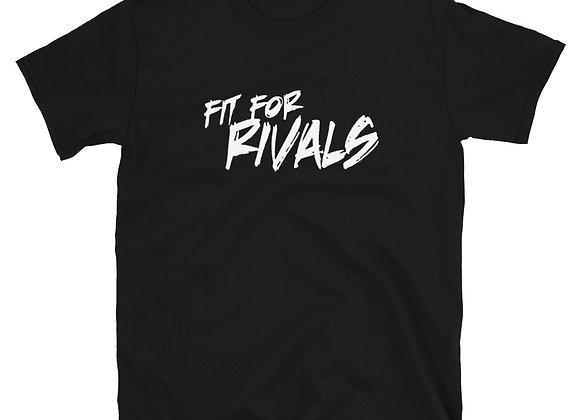 Fit For Rivals Graffiti Logo Unisex T-Shirt