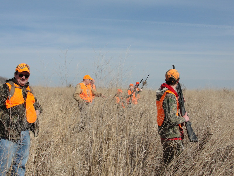 Pheasent hunt 2015 disabled amp Youth 012_zps814runku