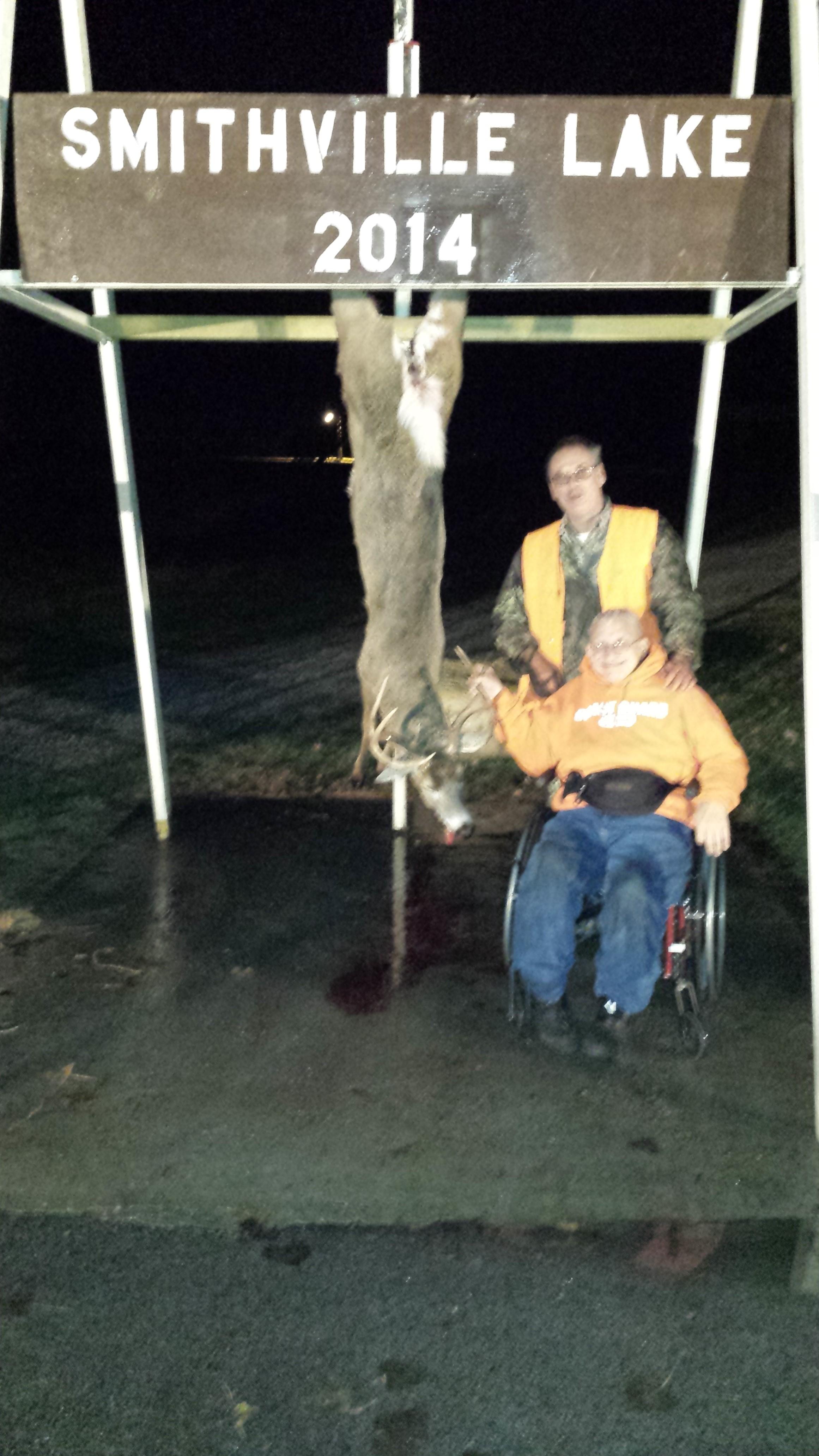 Smithville Lake 2014 Disabled Hunt-Nov22&Nov23 (9)