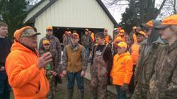 Hunt orientation