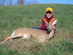 Logan-MO Youth Season2012-1103-1104-Button Buck(1st Deer) (2)