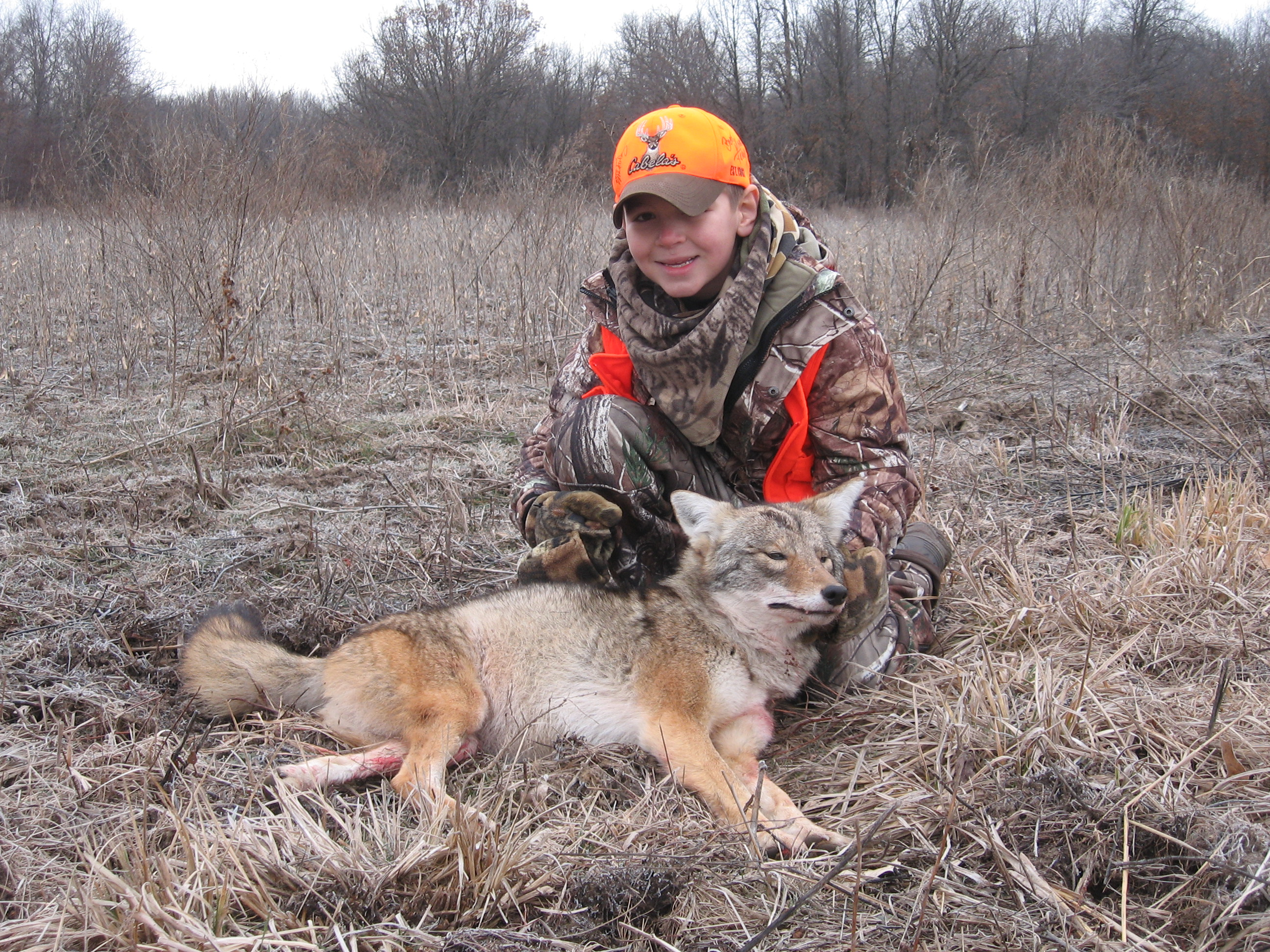 MO Firearms-Logan 1st Deer hunt-010712-010812 (13)