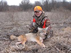 MO Firearms-Logan 1st Deer hunt-010712-010812 (13)
