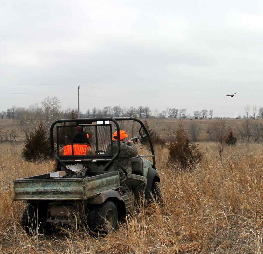 2013 MDS Youth & Disabled Pheasant Hunt