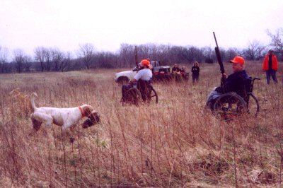2004 - First Pheasant Hunt