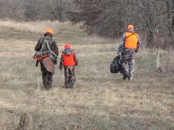 MO Firearms-Logan 1st Deer hunt-010712-010812 (9)
