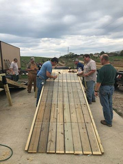 Building accessible ramps