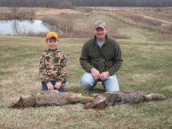 MO Firearms-Logan 1st Deer hunt-010712-010812 (17)