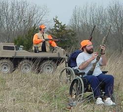 2004 - First Pheasant Hunt