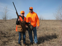 2015 MDS MWT Youth and Hunters with a Disability Pheasant Hunt great day