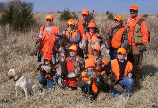 2011 MDS Youth & Disabled Pheasant Hunt