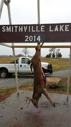 Smithville Lake 2014 Disabled Hunt-Nov22&Nov23 (5)