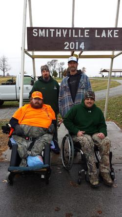 Smithville Lake 2014 Disabled Hunt-Nov22&Nov23 (7)