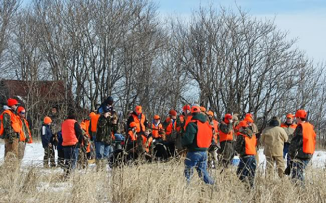 2010 Youth & Disabled Pheasant Hunt