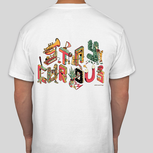 Stay Curious Graphic Tee