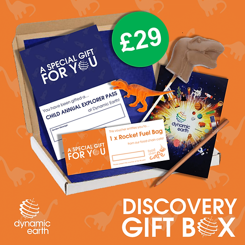 Dynamic Discovery Gift Box