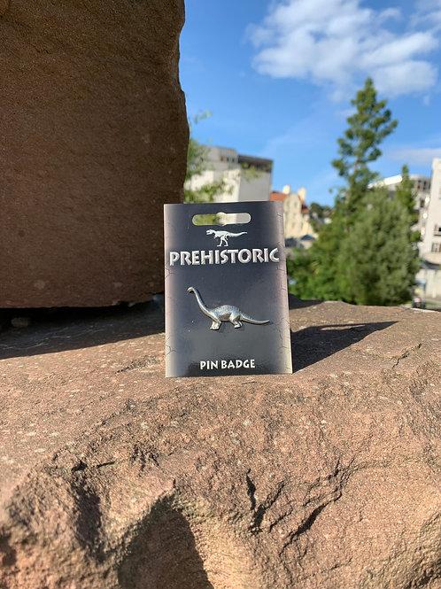 Prehistoric Pin Badges