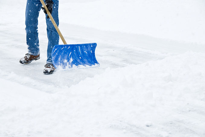 Snow Shoveling, Snow Plowing, Winter Clean-up