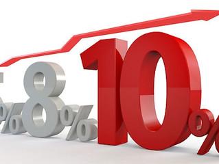 ※注意!消費税率、増税の件について