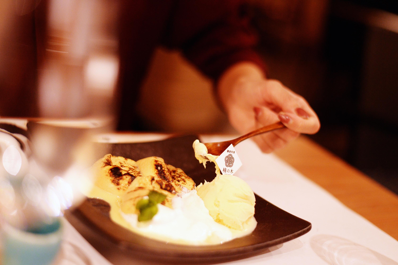 おいしい和食。