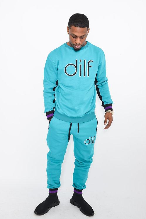 Miami Vice Dilf Sweatsuit