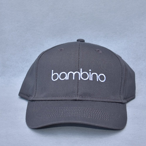 the bambino hat - grey