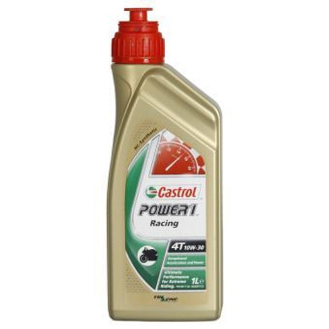 Castrol Power1 Racing Fully-Synthetic 10W30 1L