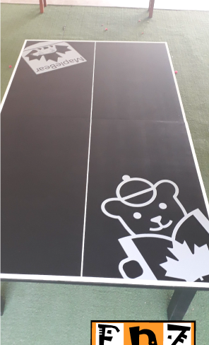 Tenis de Mesa.Maple Bear