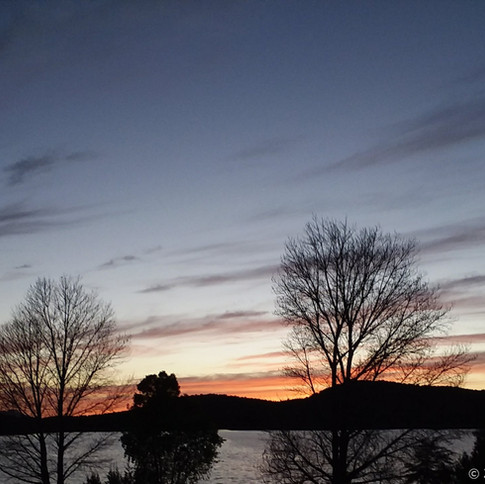 American-Home-Services-Team-Outdoors-Sunset-at-The-Mile-High-Lake-006