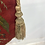 Thumbnail: Tapestry and Beadwork Pole Screen c.1850