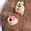 Thumbnail: 2 Stoneware Ink Jars