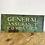 Thumbnail: c 1930's Copper sign