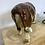 Thumbnail: Large Butcher's Shop Ceramic Bull