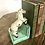 Thumbnail: Vintage Cast Iron Horse Bookends