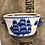 Thumbnail: Antique tea clipper ceramic planter