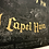 Thumbnail: c.1900 Metal Welsh Language Chapel Sign
