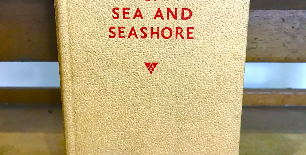 Observer Book Sea and Seashore