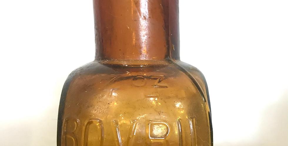 Victorian Bovril Jar