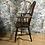 Thumbnail: Ash and Elm Hoop back Arm Chair c. 1830