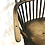 Thumbnail: West Country Elm and Ash Hoop-back Armchair c.1800-1820