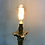 Thumbnail: Large 19th Century Corinthian Column Lamp