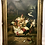Thumbnail: Large Oil on Canvas Hens in a Barn