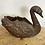 Thumbnail: Large French Ecclesiastical Swan Sculpture