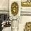 Thumbnail: Regency triple plate mirror.